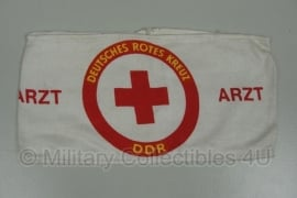 Witte DDR armband - DDR Rotes Kreuz Arzt