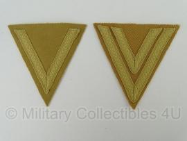 DAK Afrikakorps gefreiter of obergefreiter rang
