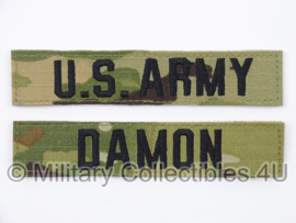 US Army OCP multicamo 'DAMON' branch tape/naamlint SET