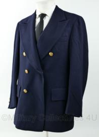 Marine jas met hippe voering - waarschijnlijk Amerikaanse Marine - maat 48/50 - origineel