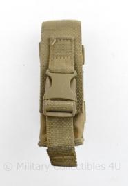 Defensie Tasmanian Tiger Cordura coyote Molle Glock 17 magazijntas - 11,5 x 6 x 3,5 cm - origineel