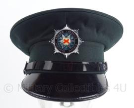 Britse politie Police Service Northern Ireland platte pet - maat 58 - origineel