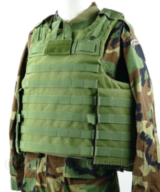 CIRAS Maritime  Vest Kogelwerend Olive Drab MNSN MOLLE (zonder ballistische inhoud) - nieuw - EXTRA LARGE - origineel