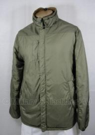 KL omkeerbaar Snug jack / ISO jack Groen/Coyote gebruikt - maat Medium, Large of XL - origineel