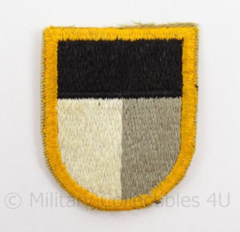 US Army Special Forces baret insigne SwFc flash patch - afmeting 4,5 x 6 cm - origineel