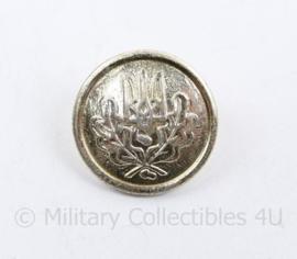 Oekraïense leger knoop 22 MM zilver  - origineel