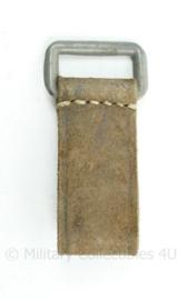 WO2 Duitse koppel D riem - 7,5 x 4 x 2 cm - origineel