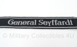 SS cufftitle BEVO - General Seyffardt