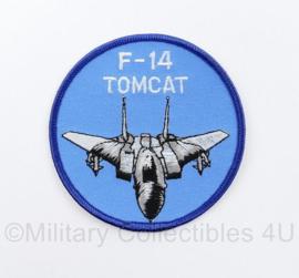 USAF US Air Force embleem F-14 Tomcat - diameter 9 cm - origineel
