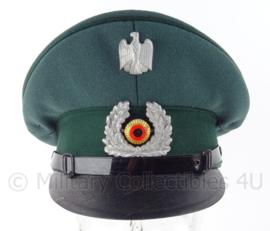 Duitse Bundesgrenzschutz pet - vroeg model, lijkt op WO2 - maat 54 - Origineel