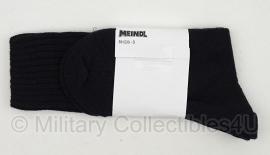 Meindl sokken - model D (desert) - 100% scheerwol - maat 39-42 of 43-46 - NIEUW