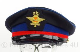 KLU Luchtmacht MA Militaire Academie pet - maat 56 - maker Henca BV - origineel