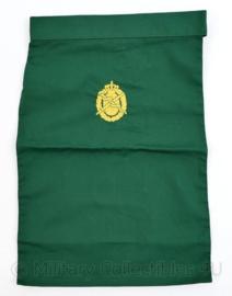 Defensie halsdoek  Geneeskundige dienst algemeen - groen - 47 x 34 cm - origineel