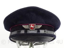 Duitse Bundespolizei pet - Niedersachsen - maat 59 - origineel