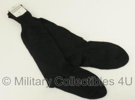 KL Nederlandse leger sokken zwart - meerdere maten - licht gebruikt - origineel