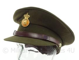 KL Landmacht platte pet voor DT 1963-2000 tenue - maat 56 - origineel