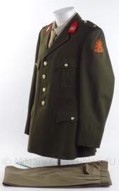 """KL Koninklijke Landmacht DT uniform jas met broek - """"Oranje Gelderland"""" - 1980 - maat 52 1/2 - origineel"""