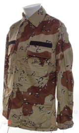 US 1e Golfoorlog field jacket DESERT Six-Color Desert Pattern 1990 - maat Small-Regular - origineel