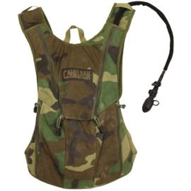Camelbak waterrugzak Korps Mariniers Forest camo - origineel Nederlands leger - Met NIEUWE waterzak!