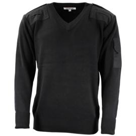 Zwarte Politie Police trui (zonder tekst opdrukken) NIEUW in de verpakking!  - L, XL of xxl - merk OPGEAR origineel