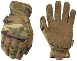 KL Nederlandse leger Fastfit Mechanix handschoenen Multicam - huidig model - maat Small of XXL - ongebruikt met kaartje eraan - origineel