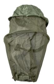 KL Anti- muggen hoed met tas Klamboe gelaat insectenwerend - origineel