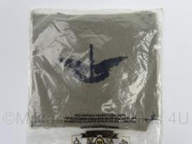 US Air Force USAF Halo Basic SAF embleem PAAR Military Freefall Parachutist Badge - nieuw in verpakking - afmeting 10 x 9 cm - origineel