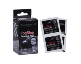 SWISS EYE® Fog Stop anti-condens doekjes - per 30 stuks