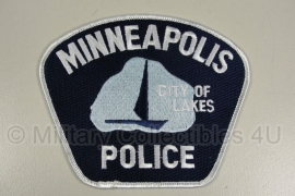 Minneapolis Police patch - origineel