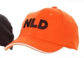Baseball cap NLD oranje