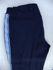 Bundespolizei DT broek - proefmodel - donkerblauw - maat 38 - ongedragen - origineel