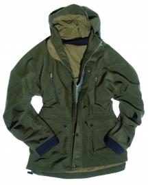 Hunting jas `ruit` - groen