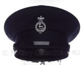 Britse politie Police Hertfordshire Constabulary platte pet - maat 57 - origineel