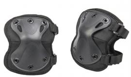 Kniebeschermer - zwart - nieuw Special Forces model