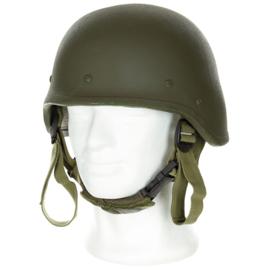 Italiaanse leger ballistische helm model Esercito Italiano Systema Compositi - maat 3 = Large (59/60 cm hoofdomtrek) - origineel