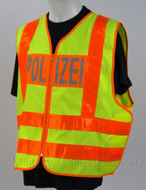 Polizei reflecterend hesje - nieuw model - ongedragen - origineel