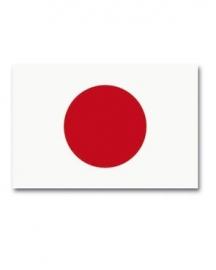 Japanse vlag (rode stip)