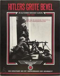 Boek Hitlers grote bevel - de Blitzkrieg verovert Europa 1934-1944