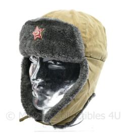 Russisch model  bontmuts - maat 51  - origineel