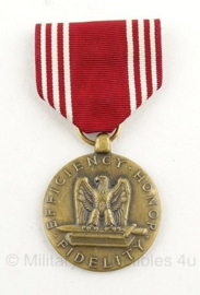 WO2 US medal for good conduct - origineel WO2
