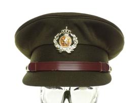 Nederlandse leger pet Officier - oud model - maat 58 - origineel
