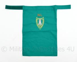Halsdoek NL AFCENT Nato - Allied Forces Central Europe - 34 x 23 cm - origineel