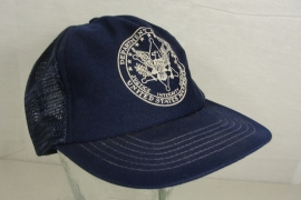 US Marshal Department of Justice Baseball cap - Art. 628 - origineel
