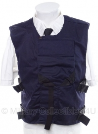 Britse Body armour vest hoes Navy Blue - maat 170/100 - origineel