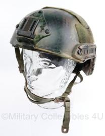 Replica Mich fast helm camo - kinriem incompleet - replica