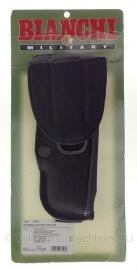 Bianchi UM84/92 M12 Universal Military Holster - zwart - voor zowel link-s als rechtshandig gebruik - origineel