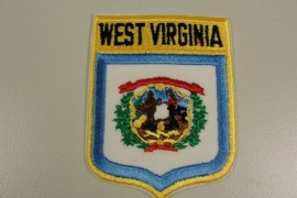 West Virginia Police patch - origineel