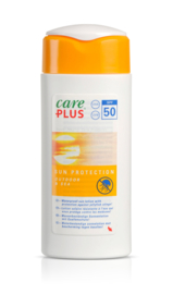 Care Plus Care Plus sun protection outdoor & sea spf 50 factor 50 - 100ml - NIEUW