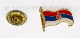 Speld Russische vlag - 1 x 2 cm - Origineel