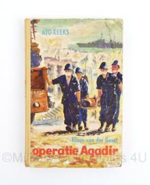 Operatie Agadir door Klaas van der Geest